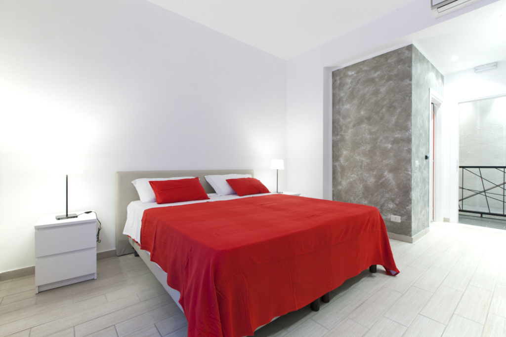 Guesthouse sant 39 angelo bed and breakfast roma centro bed for Camera roma